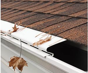 custom gutters gutter guards replacement service